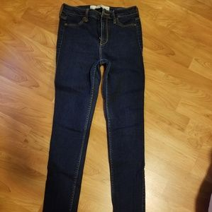 Abercrombie & Fitch Jean's 0